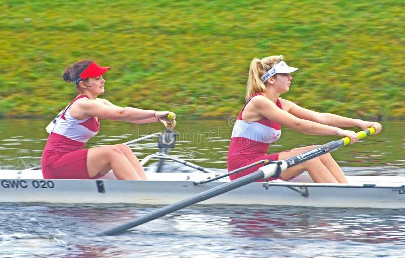 Concorrenza Capa Delle Piccole Barche A Inverness. Fotografia Editoriale