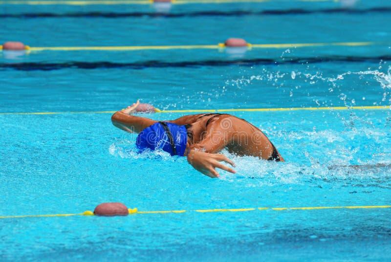 Concorrenza di nuoto