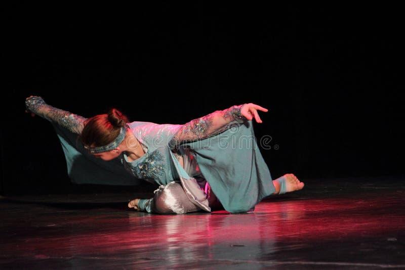 Concorso di dancing in Kremenchuk, Ucraina fotografie stock libere da diritti