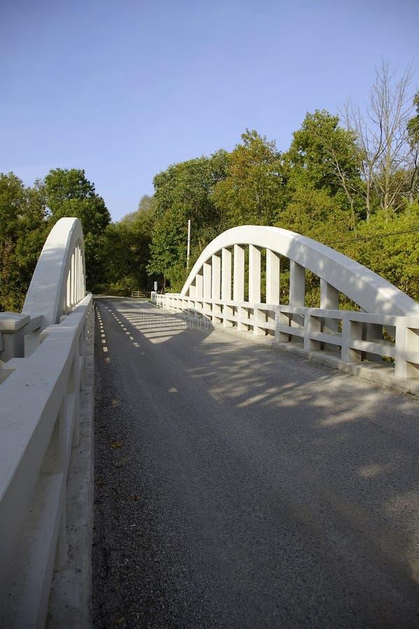 Free Concrete Arch Single Lane Bridge Royalty Free Stock Photo - 1278585