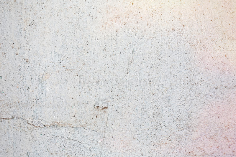 Concrete background with light leak royalty free stock images