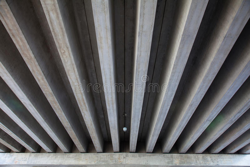 Concrete beam stock photos