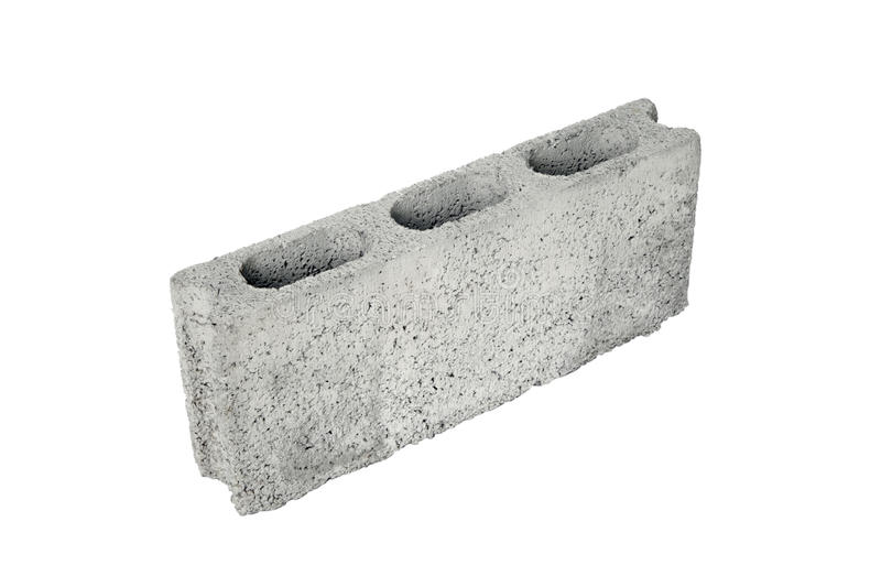 Download Concrete block stock photo. Image of clay, mason, grit - 25037762