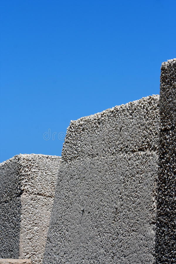 Download Concrete blocks stock image. Image of builder, build - 11169965