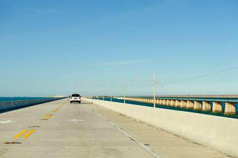 Download Concrete Causeway Or Bridge Royalty Free Stock Image - Image: 8493746