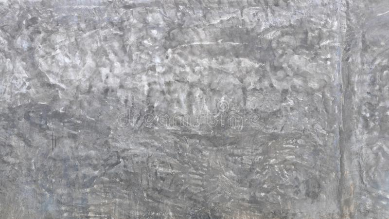 Concrete cement wall surface royalty free illustration