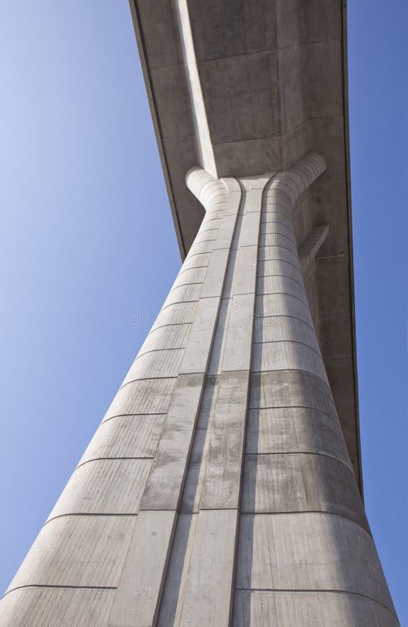 Concrete Column Stock Photography