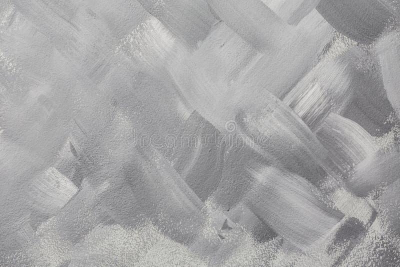 Concrete de textuurachtergrond van de muurverf voor huisbehang royalty-vrije stock afbeeldingen