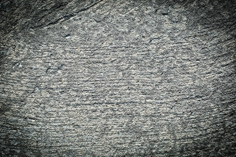 Concrete Detailed Texture. Detailed blacktop, grungy, concrete texture royalty free stock photography