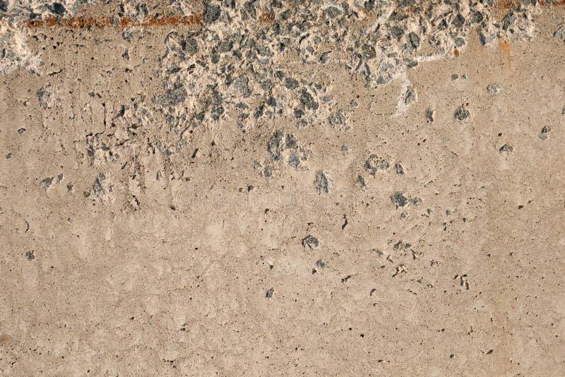 Concrete Dichte Omhooggaande Plattelander Als achtergrond stock afbeelding