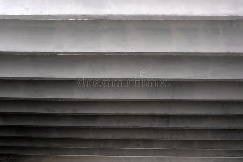 Concrete fishbone or leaf design background leaf royalty free stock images