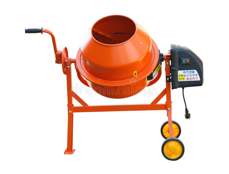 Download Concrete Mixer stock image. Image of addition, mixer - 13897039
