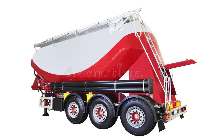 Concrete mixer royalty free stock image
