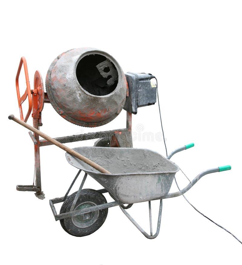 Free Concrete Mixer Stock Photo - 6469160