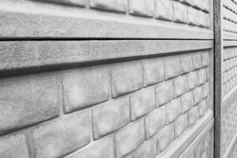 Concrete omheining Achtergrond Omheinings dichte omhooggaand stock fotografie