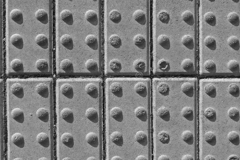Concrete Paving Cle Up Stock Photos