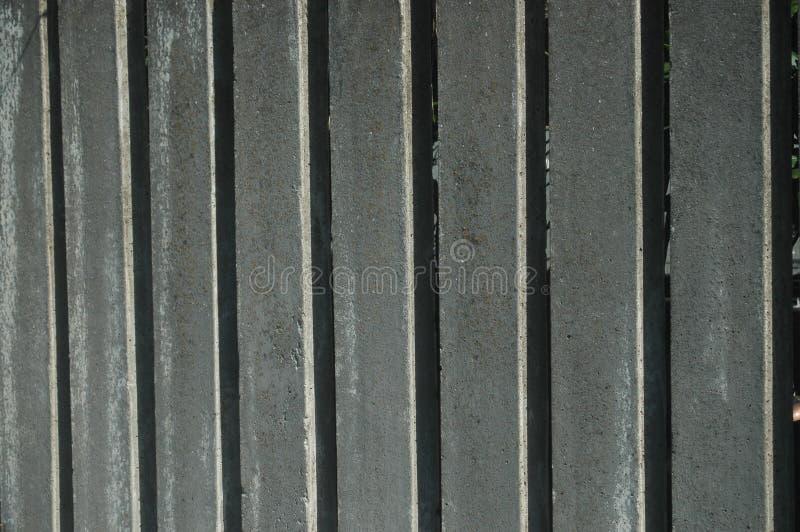 Concrete pijlers royalty-vrije stock fotografie