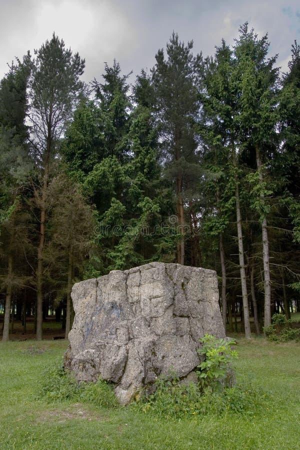 Free Concrete Ruins Of Adolf Hitler S Residence Werwol Stock Photos - 2644623