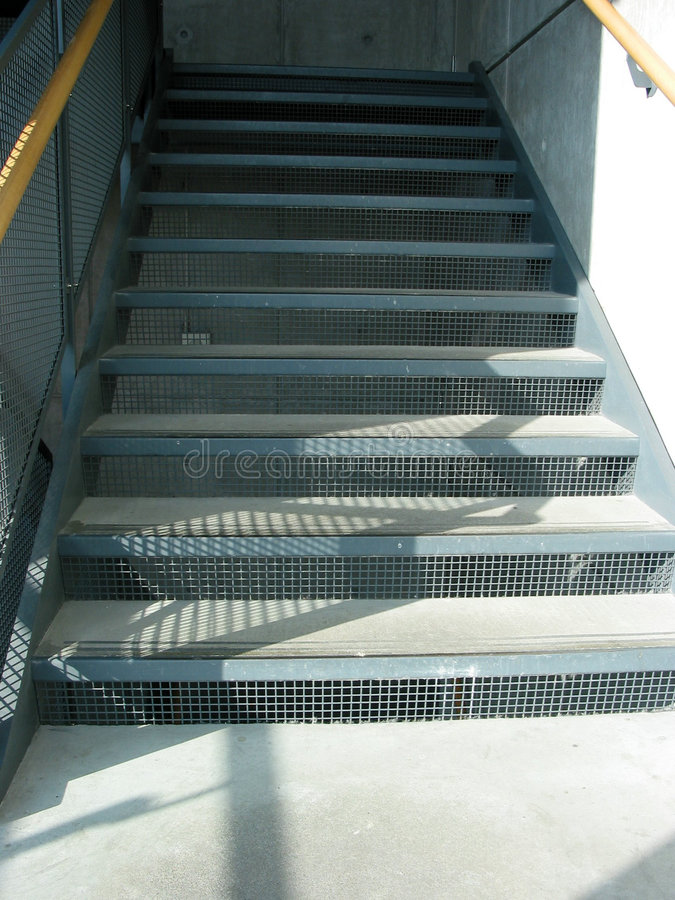 Download Concrete Stairs stock photo. Image of staircase, grunge - 460232