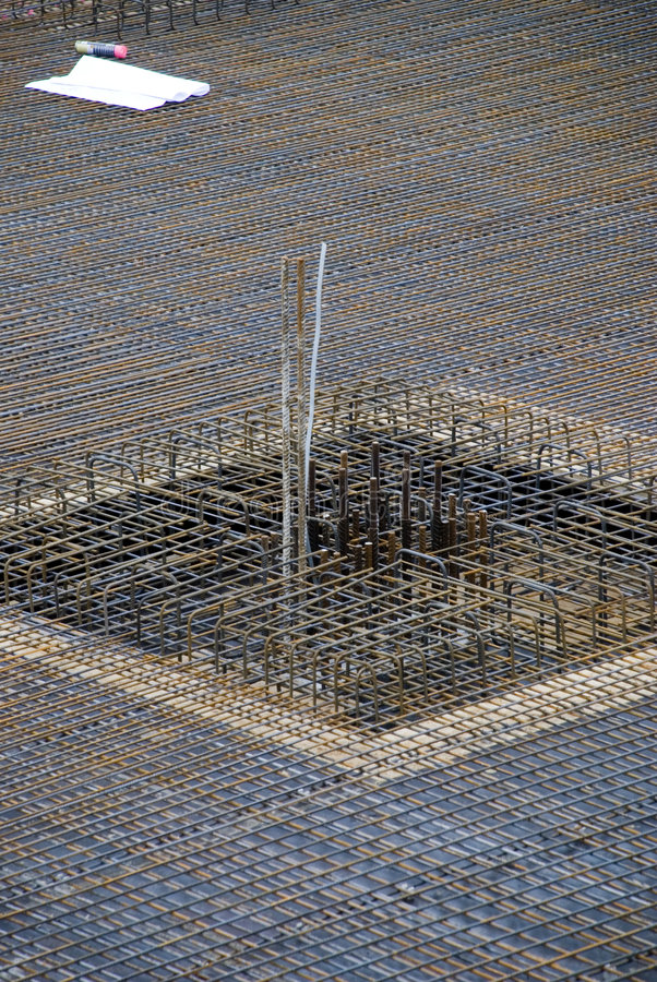 Free Concrete Steel Royalty Free Stock Photography - 5633687