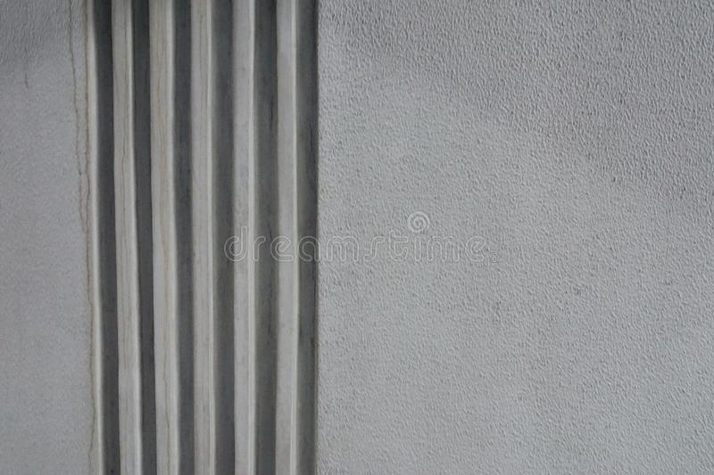 Concrete texture, old concrete background, Gray concrete wall with white painted and grunge. royalty free stock image