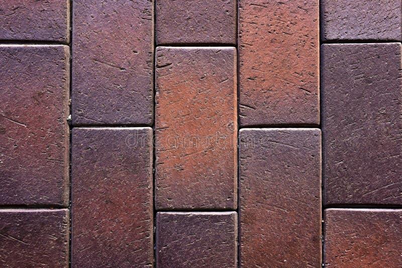 Concrete tiled pavement background. Texture stock image