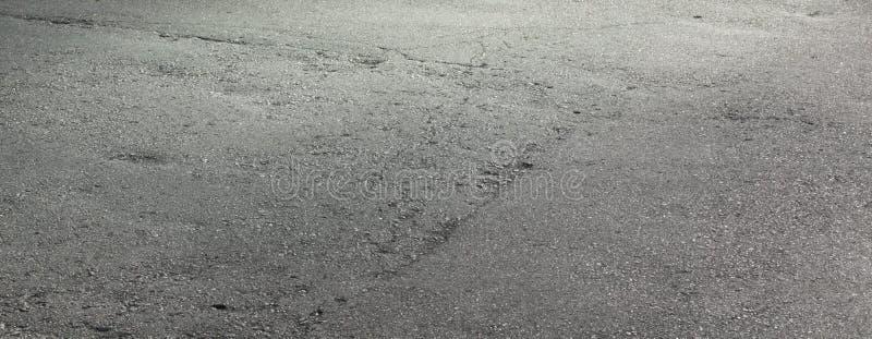 Concrete vloer van een parkeerterrein stock foto's
