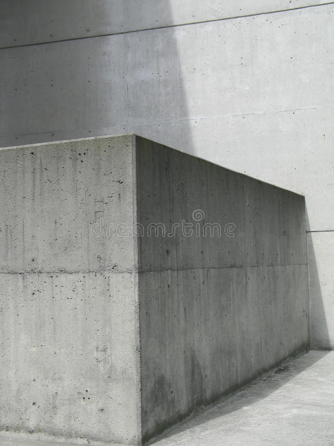 Download Concrete wall stock photo. Image of shade, vertical, building - 13515320