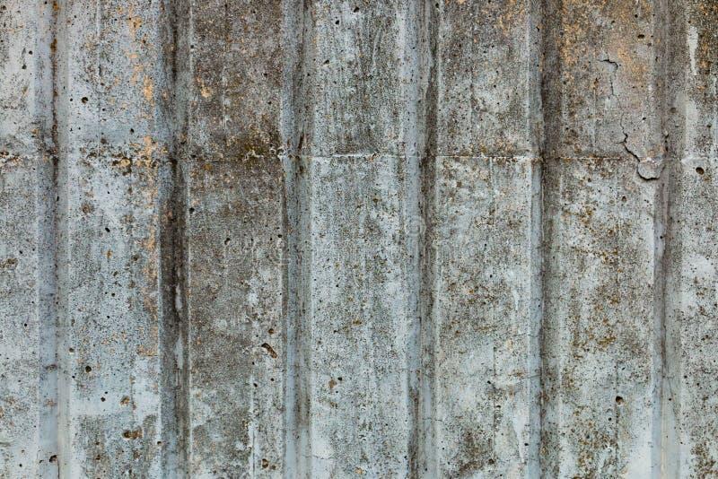 Gray concrete wall photo stock image