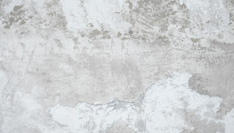 Concrete wall - exposed concrete royalty free stock image