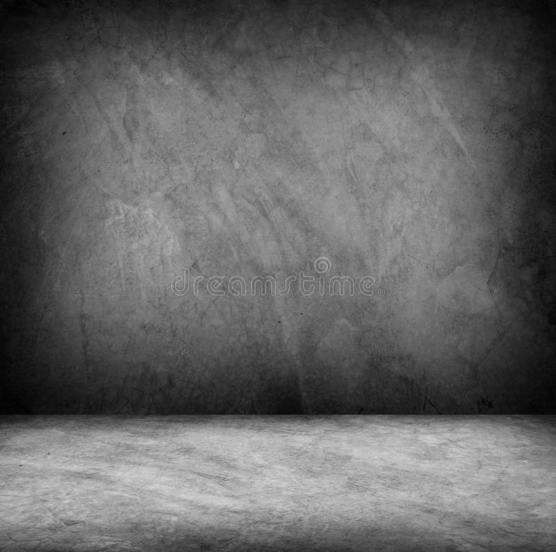 Concrete wall and floor texture , Grunge design.  stock photos
