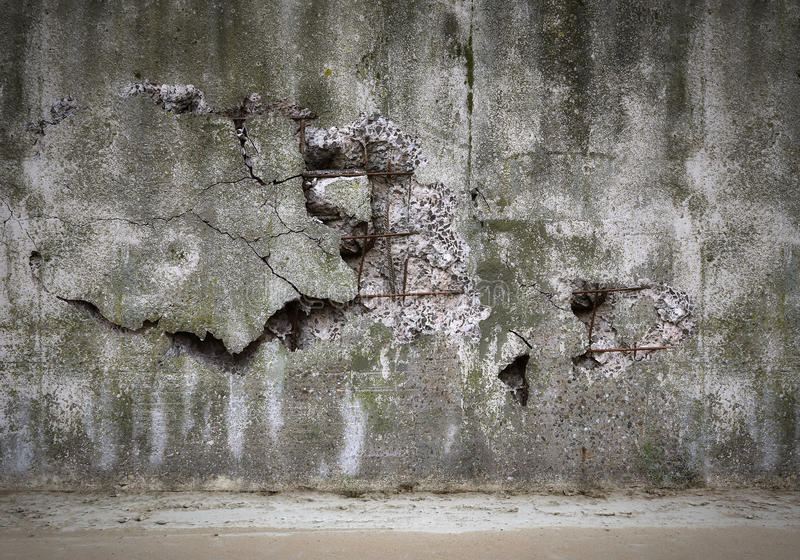 Download Concrete Wall stock illustration. Image of abstract, sand - 37466456