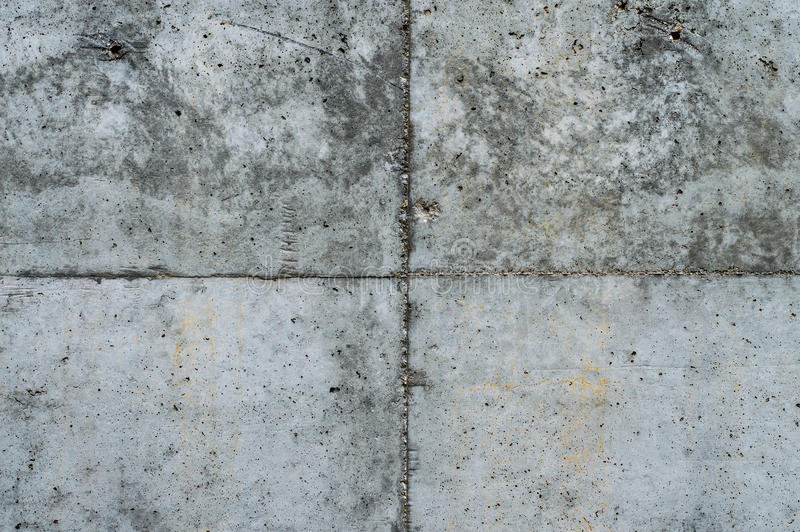 Concrete wall texture. Old gray concrete wall texture royalty free stock image