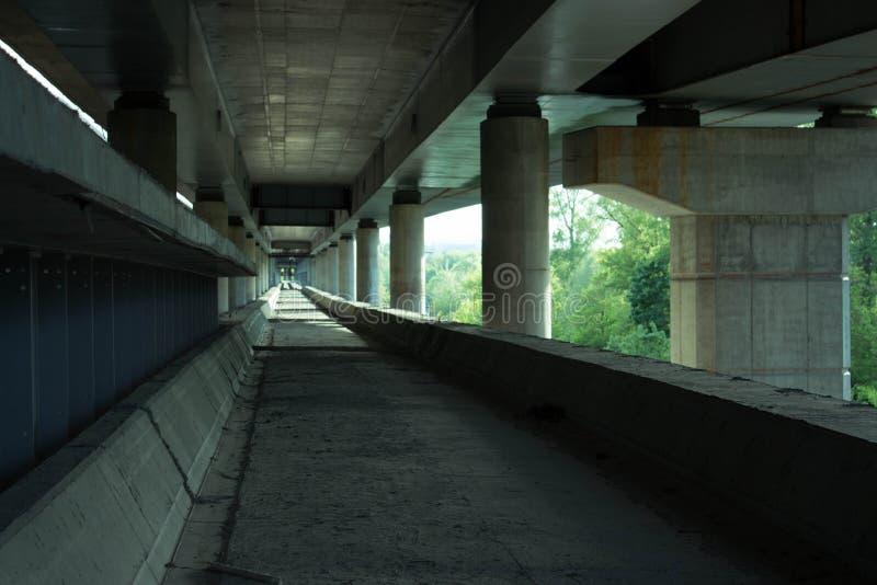 Concrete wildernis royalty-vrije stock afbeelding