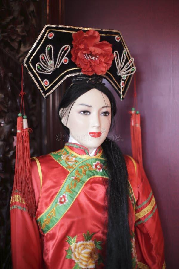 Concubine dell'imperatore immagini stock libere da diritti