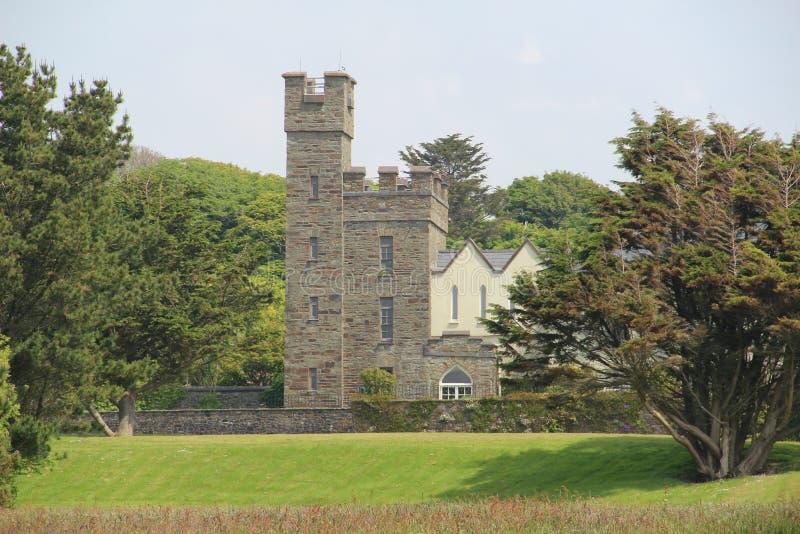Condado Cork Ireland del castillo de Coolmain foto de archivo