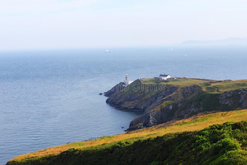 Condado Dublin Ireland de la península de la cabeza de Howth imagen de archivo libre de regalías
