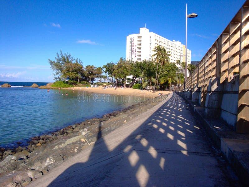 Condado Plaza royaltyfria foton