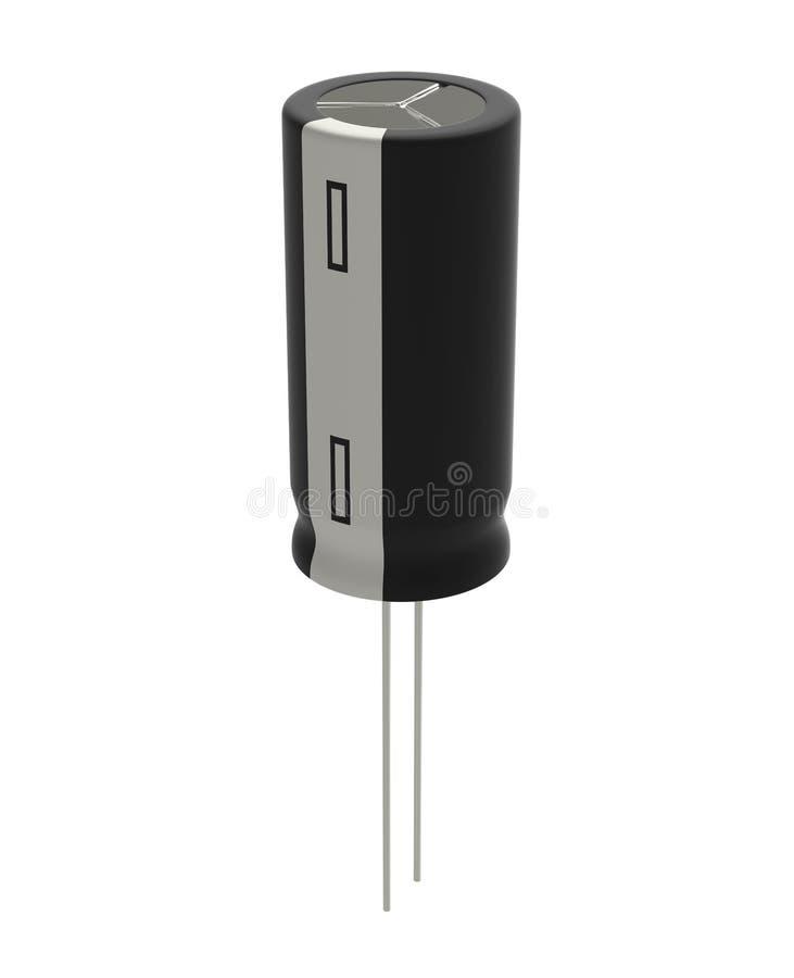 condensateur image stock