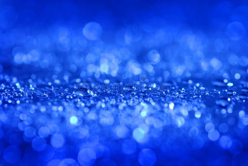 Condensatie en Waterdalingen voor Verse Verfrissing stock afbeeldingen