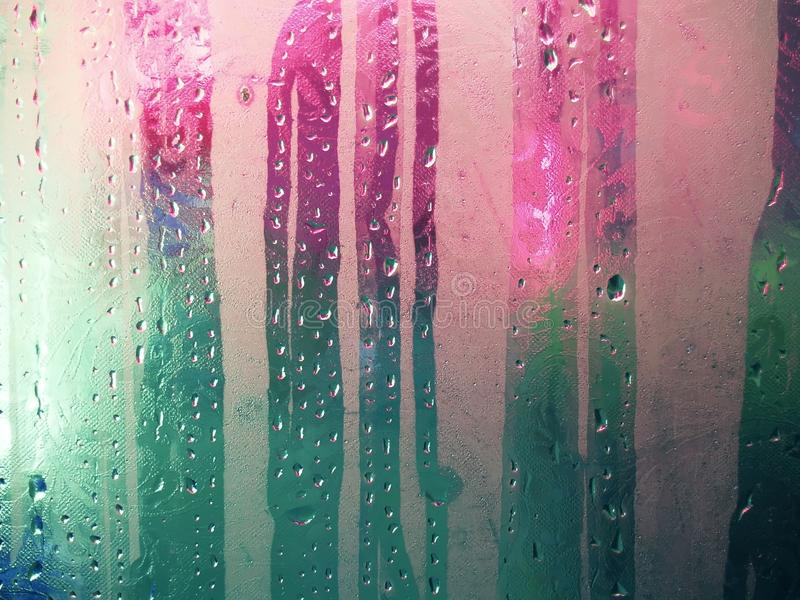 Condensation royalty free stock photos