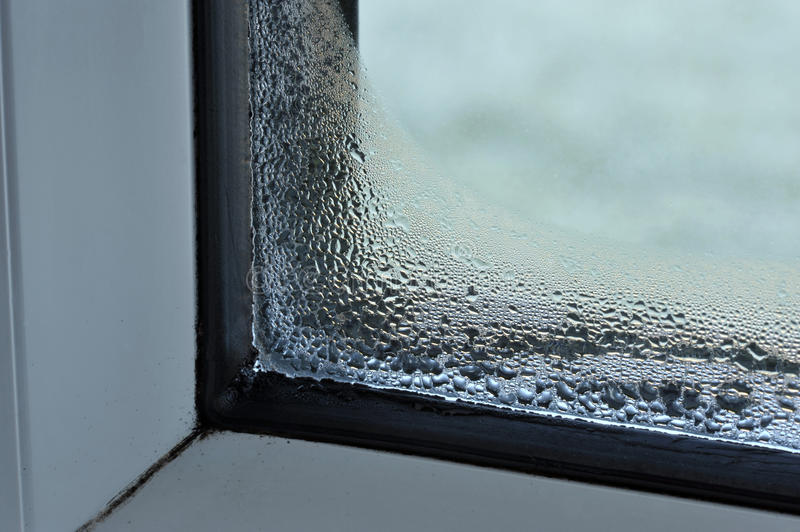 Condensation royalty free stock image