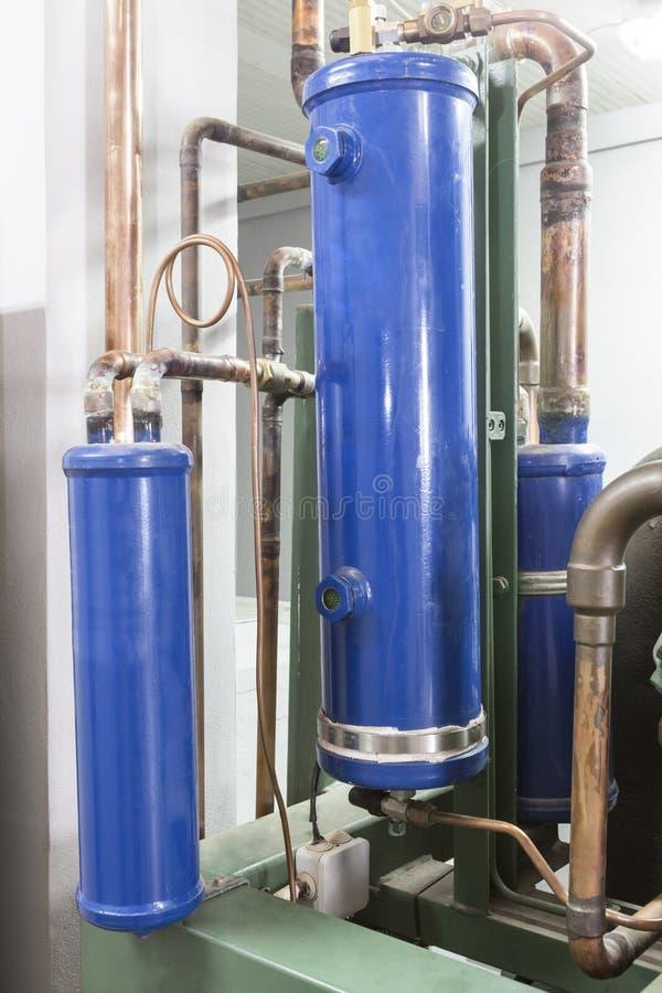 Download Condenser stock image. Image of installation, cylinder - 30813321