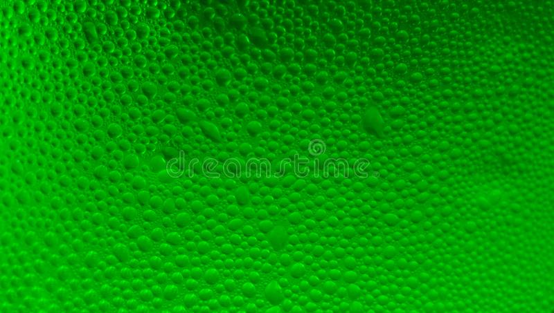 Closeup bubbles, moist stock images