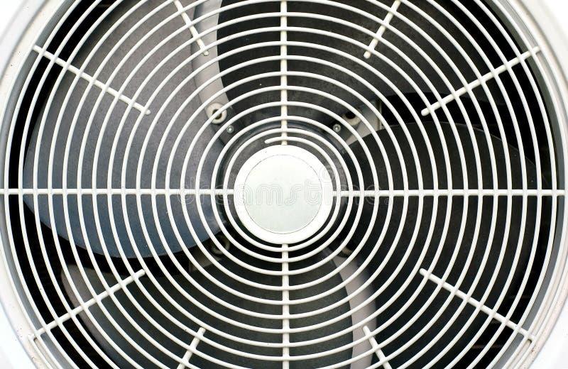 Condição do ar do compressor fotografia de stock royalty free