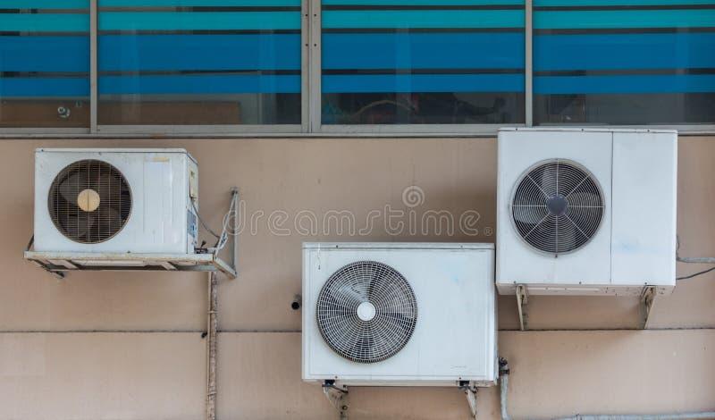 Condicionamento de ar imagens de stock royalty free