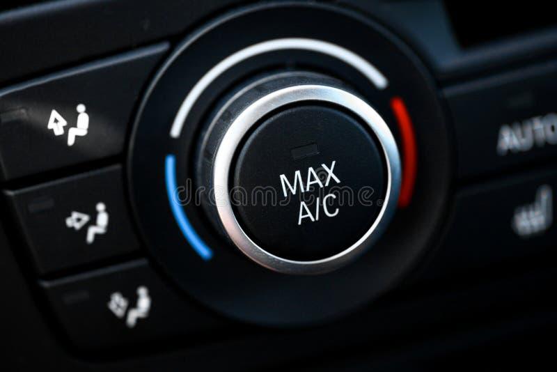 Condicionamento de ar do carro imagem de stock royalty free