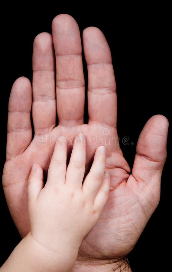 Condition parentale images stock