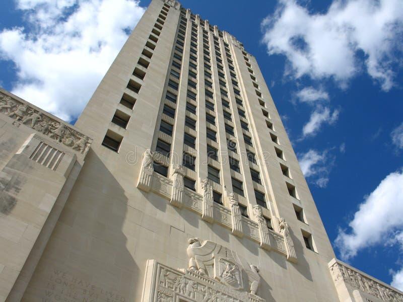 Condizione Campidoglio della Luisiana immagine stock libera da diritti
