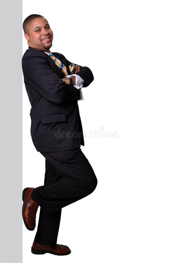 Condizione dell'uomo d'affari fotografia stock